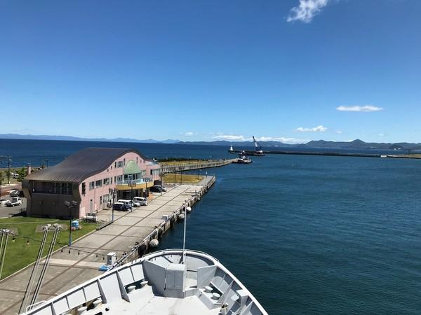 津軽海峡夏景色♪