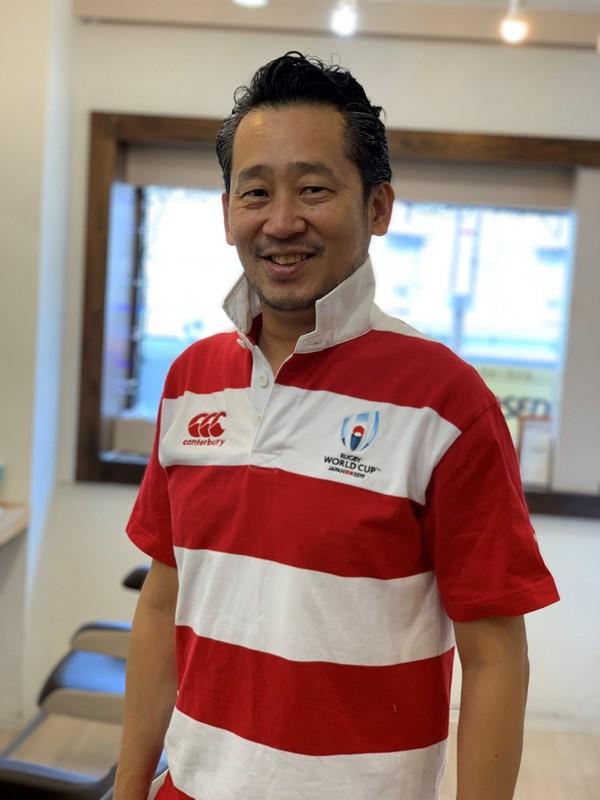 フォーマイルはラグビー日本代表を応援しています!!!